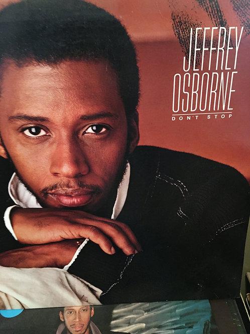 Jeffrey Osborne(Don't Stop)