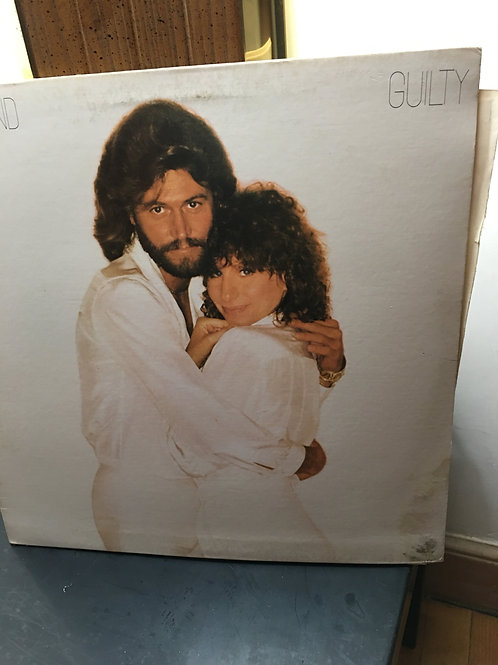 Barry Gibb&Barbara Striensand(Guilty)