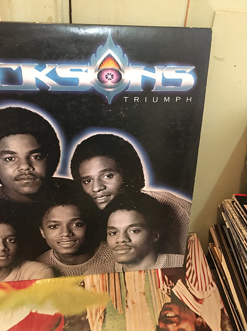 The Jacksons(Triumph)