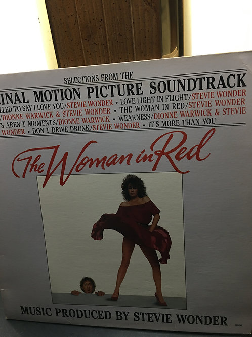 The Woman In Red(motion picture soundtrack