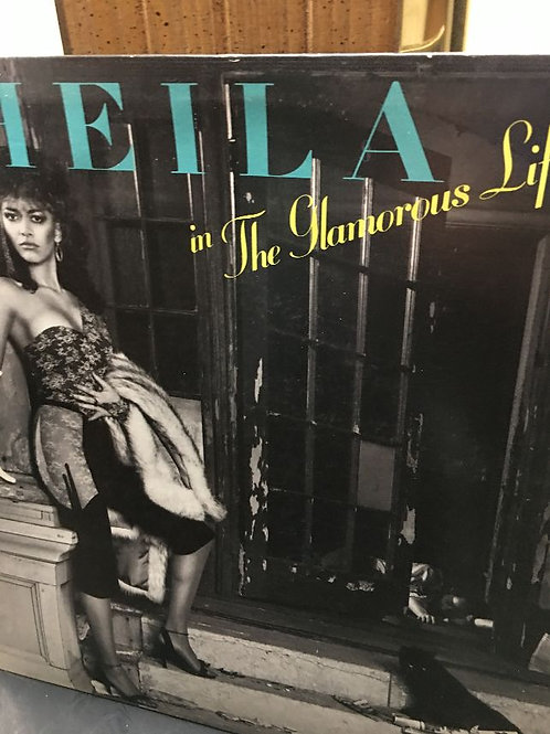 SheilaEThe Glamorous Life used