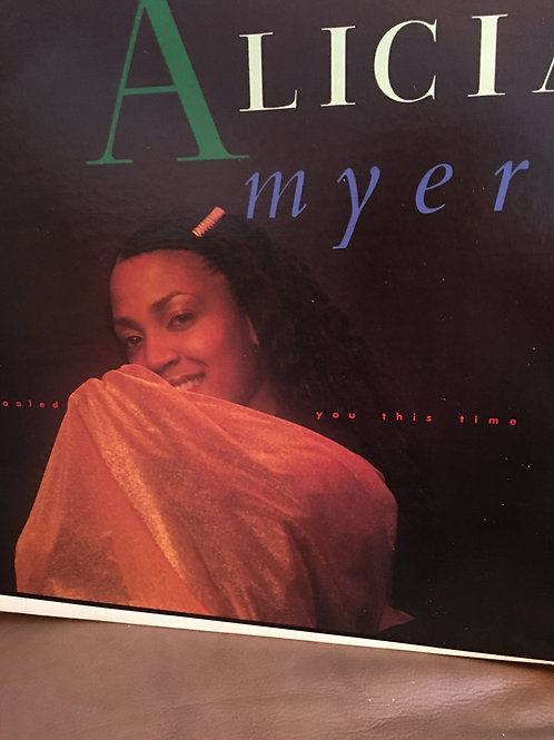 Alicia Meyers( I Want to Thank you)