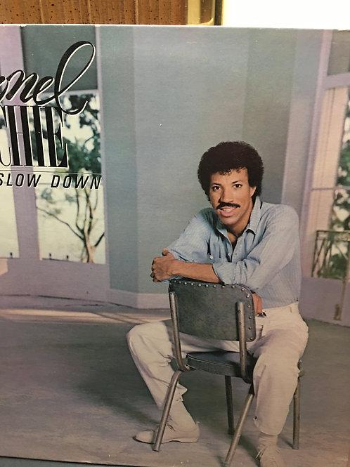 Lionel Richie(Can't Slow Down)