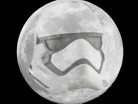 Use the Force: Christmas Full Moon