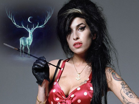 In the headlights: Amy Winehouse