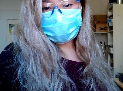 Coronavirus: récit d'Eliane Vaudry-Houle, technicienne d'intervention en loisir au front