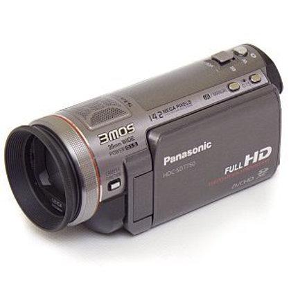 Kamera Panasonic HDC SD700 (1080p, 50kl/s) - zestaw 3 kamer