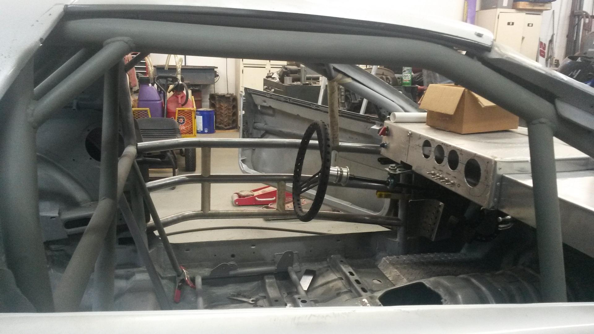1996 Camaro road race build