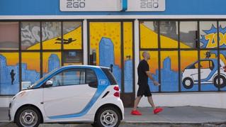 How car sharing services change transportation preferences.