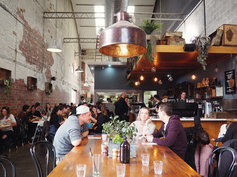 Image - Lux Foundary, Brunswick