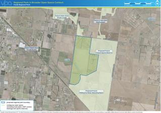 Three new Regional Parks announced