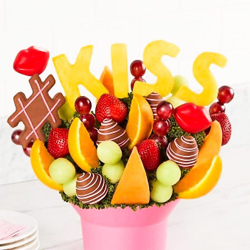#Kiss Fruit Bouquet