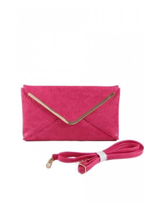 Hot Pink Mini Shoulder Bag