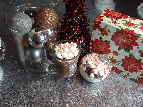 Hot Chocolate Ornaments