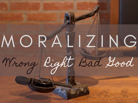 4 Ways to Avoid Moralizing When Writing Fiction and Poetry