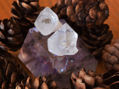 7 Crystals for the Editor's Desk