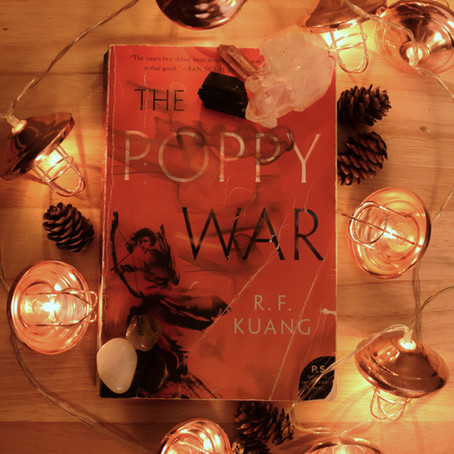 "Critical Review of ""The Poppy War"" by R.F. Kuang"