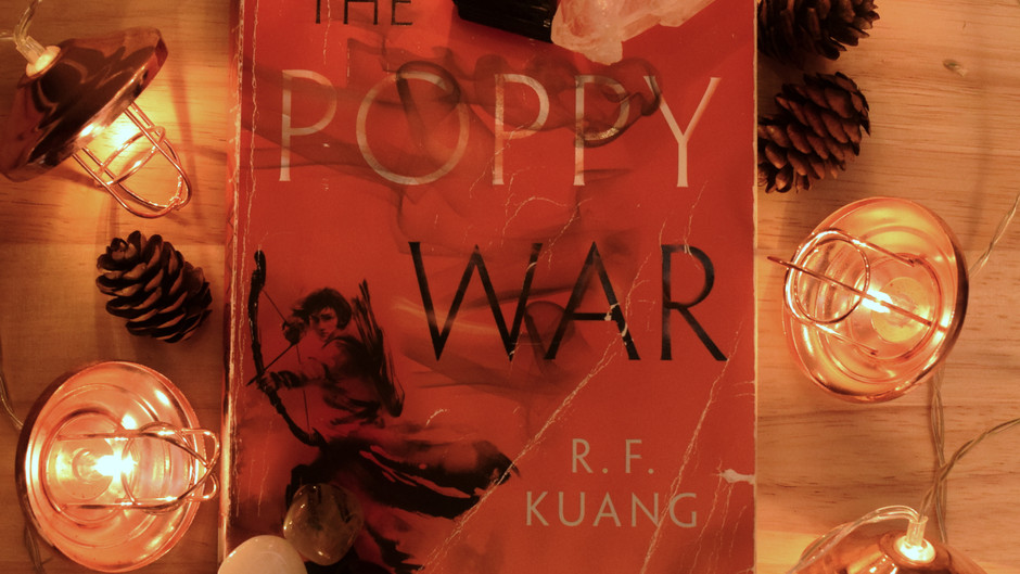"""Critical Review of """"The Poppy War"""" by R.F. Kuang"""