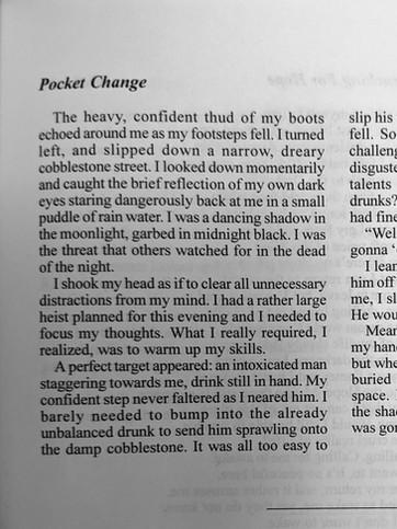 """""""Pocket Change"""""""