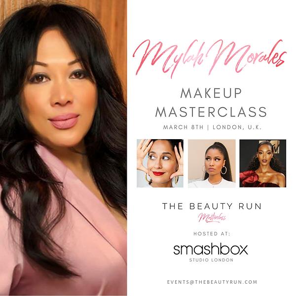 Celebrity Makeup MASTERCLASS _ MARCH 8 L