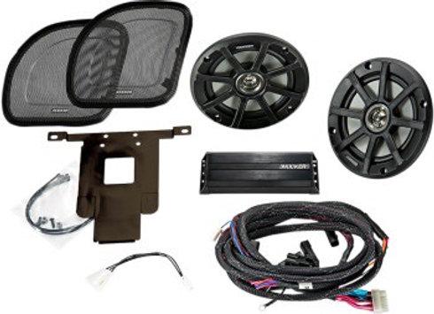 Kicker Plug n Play Audio Kit for '15-'20 FLTR Models