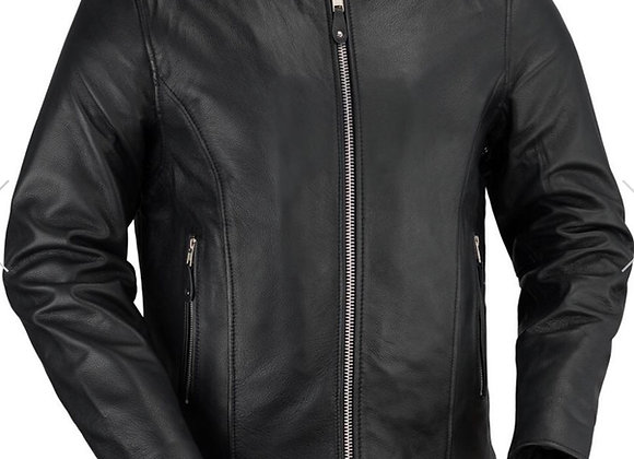 Ace Leather Jacket