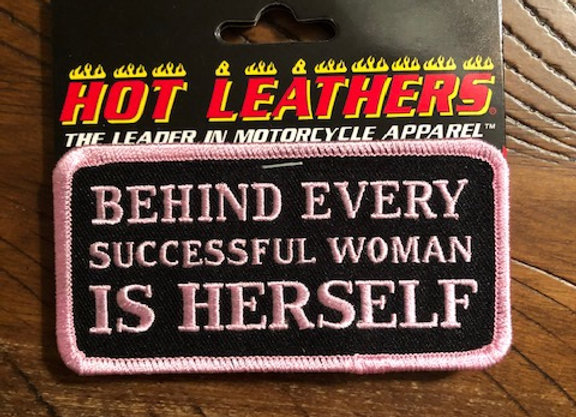 Successful Woman Patch