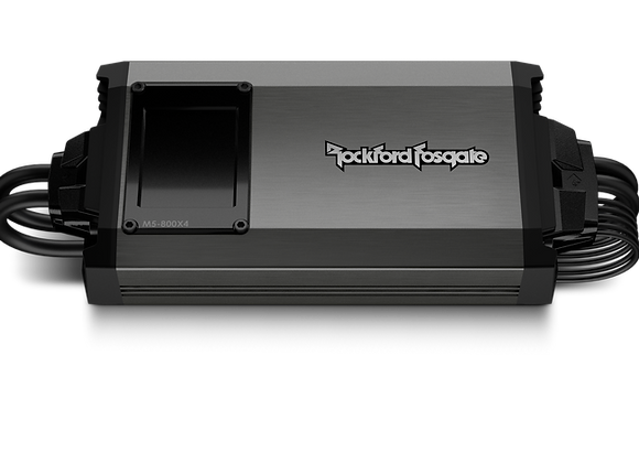 Rockford Fosgate M5-800X4 Amplifier