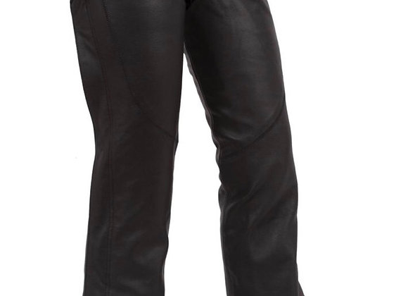Sissy Leather Chaps