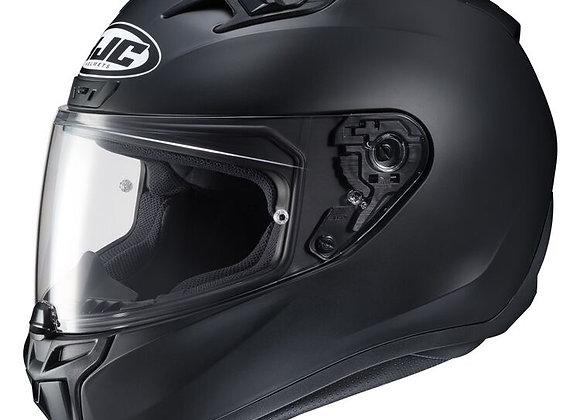 HJC I10 Semi Flat Black