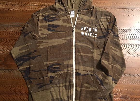Heck on Wheels hoodie