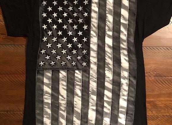 Black & White Flag Tshirt