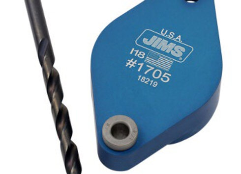 Exhaust Stud Drill Plate