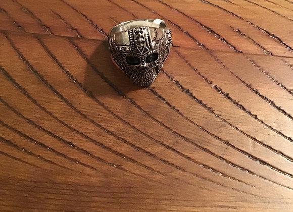 Cyborg Skull Ring