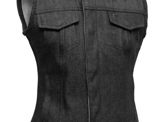 Ludlow Ladies Denim Vest