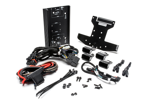 Rockford Fosgate Amplifier Install Kit