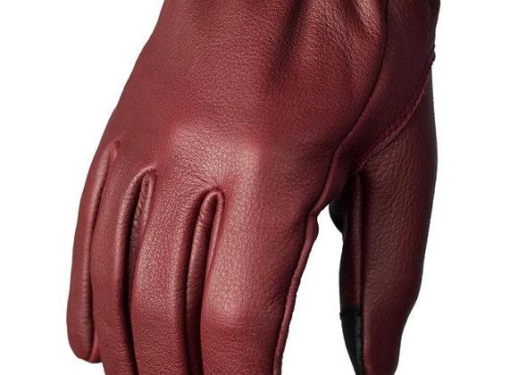 Roper Leather Gloves Oxblood