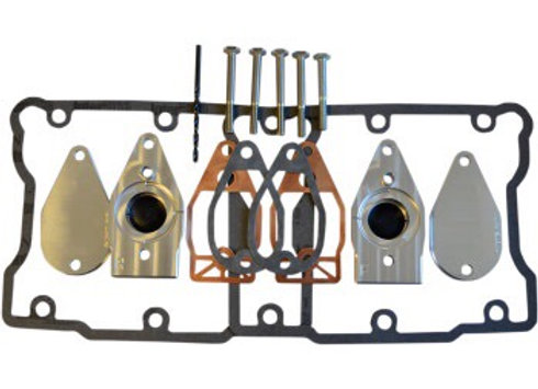 Trask Mystfree Breather Kit for Twin Cam Engines