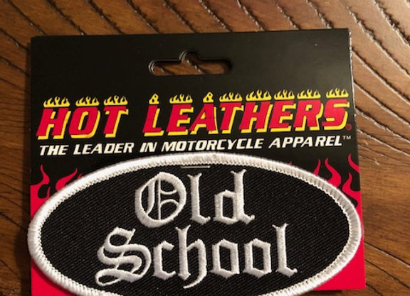 Old School Patch