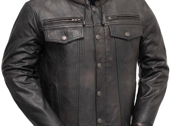 Vendetta Leather Jacket