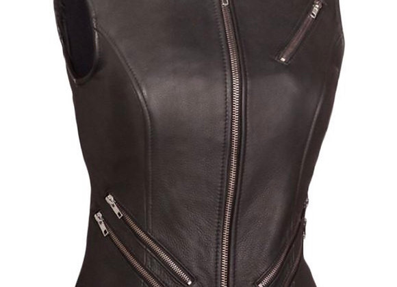 Fairmont Leather Vest