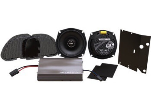 225-watt XL Series Amp/Speaker Kit 99-13 FLTR models