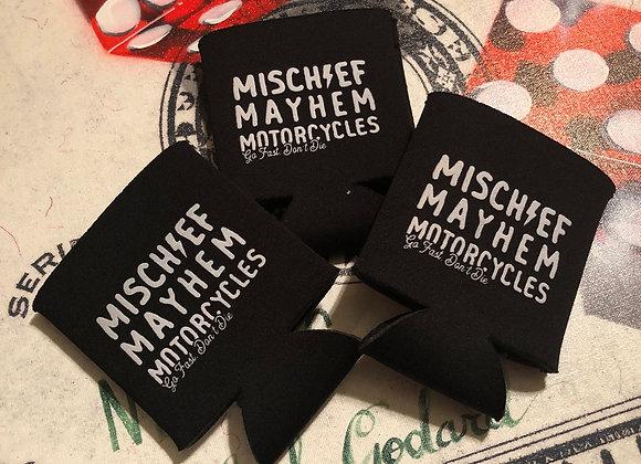 Koozie - Mischief Mayhem & Motorcycles
