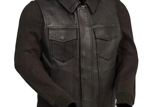 Kent Leather Vest