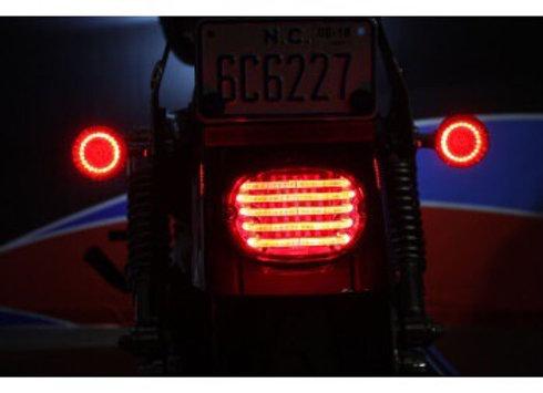 Custom Dynamics Probeam Low Profile LED Taillight