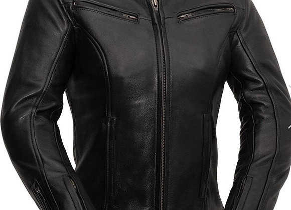 Speed Queen Leather Jacket