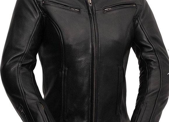 Speed Queen Leather Jacket