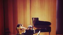 サロンコンサート「美しきフォーレ」終演のご挨拶