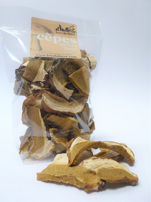 Dried ceps, 20g