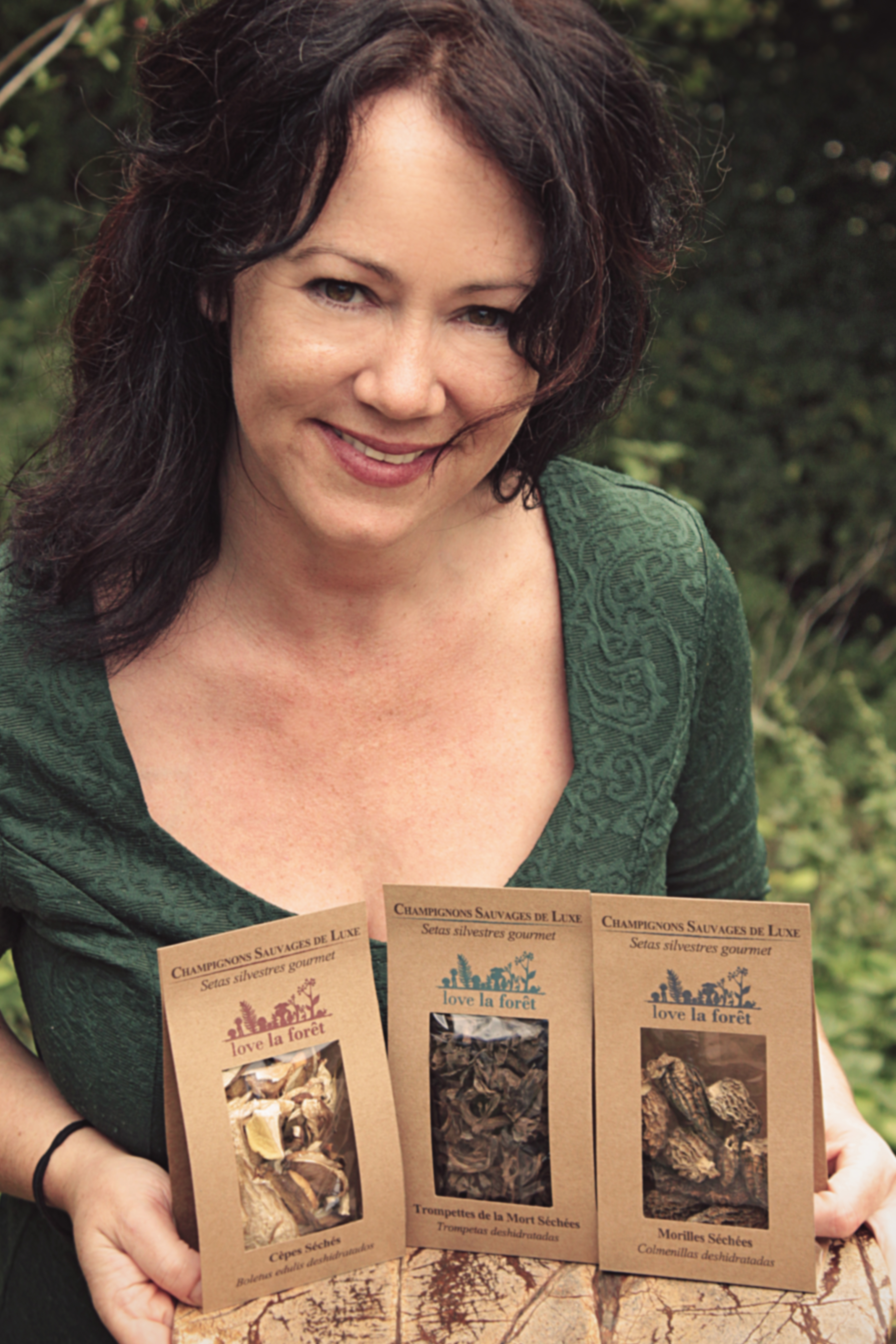 gourmet wild mushroom gift packs